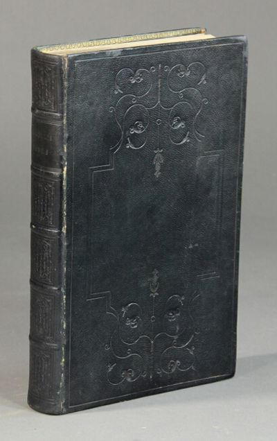 Cambridge: published by John Owenj, 1844. First edition, large 8vo, (page height 9 5/16