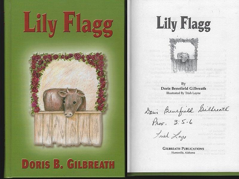 LILY FLAGG, Gilbreath, Doris