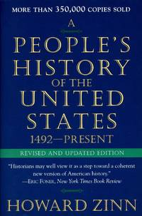 image of A People's History of the United States, 1492-Present [Signed]; Revised and Updated Edition
