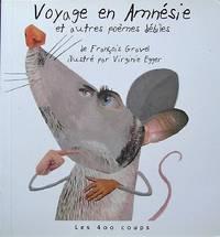image of Voyage en Amnésie et autres poèmes débiles