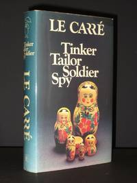 Tinker, Tailor, Soldier, Spy [SIGNED]