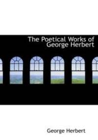 image of The Poetical Works of George Herbert (Large Print Edition)