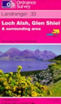 Loch Alsh, Glen Shiel and Loch Hourn (Landranger Maps) by Ordnance Survey - Paperback - from World of Books Ltd and Biblio.com