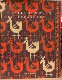 Baluchi Woven Treasures by Jeff W. Boucher - First Edition - 1989 - from Moe's Books (SKU: 87735)