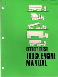 image of Detroit Diesel Truck Engine Manual