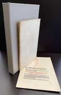 Ode On The Intimations Of Immortality : Essex House Press With Frontispiece By Walter Crane :...