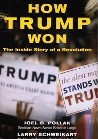 image of How Trump Won The Inside Story of a Revolution