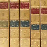 Collection of first editions of her major works, uniformly bound