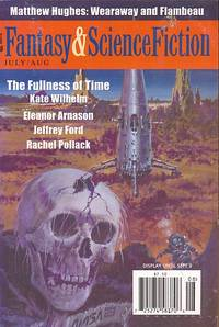 The Magazine of Fantasy and Science Fiction. Volume 123 Nos 1 & 2. July/August 2012