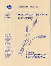 Transitions to Agriculture in Prehistory