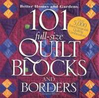 image of 101 Full-Size Quilt Blocks and Borders