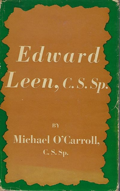 Westminister, Maryland: The Newman Press, 1953. First Edition. A scarce book especially signed. Sign...