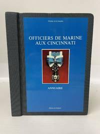 OFFICIERS DE MARINE AUX CINCINNATI [Signed]