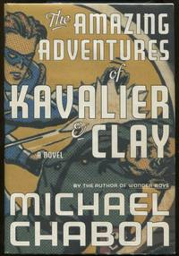 image of The Amazing Adventures of Kavalier_Clay; A Novel