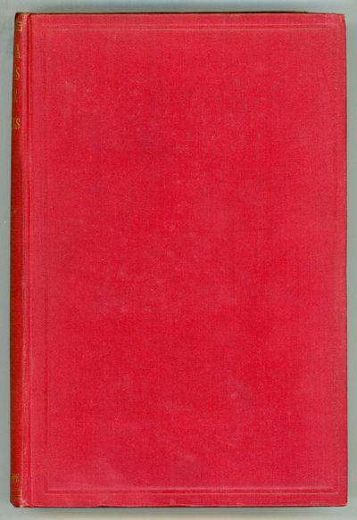 London: Jonathan Cape Ltd, 1925. Octavo, pp. 7-8 11-410 , original maroon cloth, front panel ruled i...