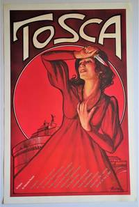 TOSCA, An Opera By Giacomo Puccini: Performance Poster