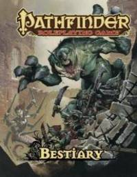 image of Pathfinder Roleplaying Game: Bestiary 1