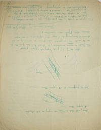 Autograph Letter, signed (Eric Gill and E.G.), to John Gideon Wilson of J. & E. Bumpus Bookshop in London