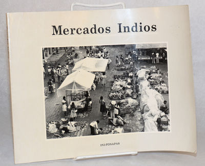 Mexico City: INI-FONAPAS, 1982. 65 p., oblong 8.5x11 inch softcover, somewhat shelfworn. Collection ...
