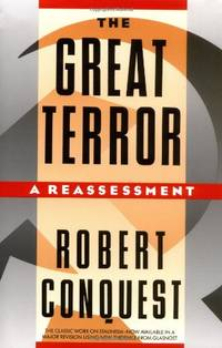 The Great Terror: A Reassessment by  Robert Conquest - Paperback - from World of Books Ltd and Biblio.com