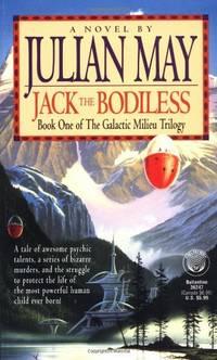 image of Jack the Bodiless (Galactic Milieu Trilogy)
