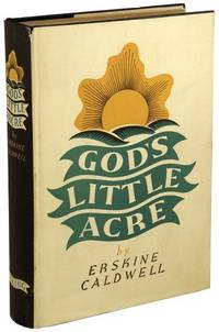 collectible copy of God's Little Acre