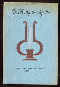 New York: Fine Editions Press, 1950. Hardcover. Near Fine/Very Good. First edition. Foreword by Robe...