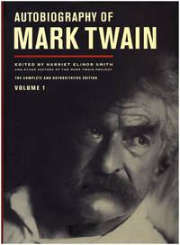 Autobiography of Mark Twain (Volume 1)