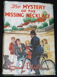image of The Mystery of the Missing Necklace: The Fifth Adventure of the Five Find-Outers and Dog; Illustrated by J. Abbey