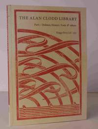 image of The Alan Clodd Library. Part I: Dolmen, Heaney, Yeats and others.  NEAR FINE COPY