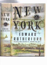 New York ---by Edward Rutherfurd -a Signed Copy