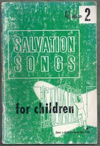 Salvation Songs for Children.  Number Two
