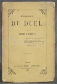 image of Dueling] PHYSIOLOGIE DU DUEL