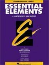 Essential Elements Book 1 - Keyboard Percussion [Paperback]  by Rhodes Biers