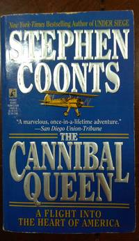 Cannibal Queen by Stephen Coonts - Paperback - First Edition - 1993 - from Fleur Fine Books (SKU: 9780671748852)