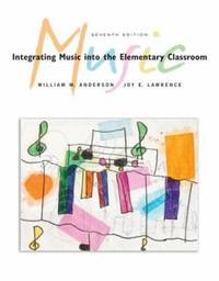 Integrating Music in the Elementary Classroom