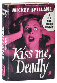 image of KISS ME, DEADLY - WITH SIGNED BOOKPLATE LAID IN