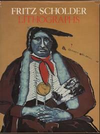 Fritz Scholder Lithographs