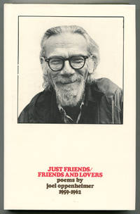 image of Just Friends/Friends and Lovers: Poems, 1959-1962