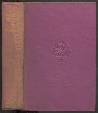 New York: The Dial Press, 1928. Hardcover. Very Good. First edition. Octavo. Purple cloth cover, tit...