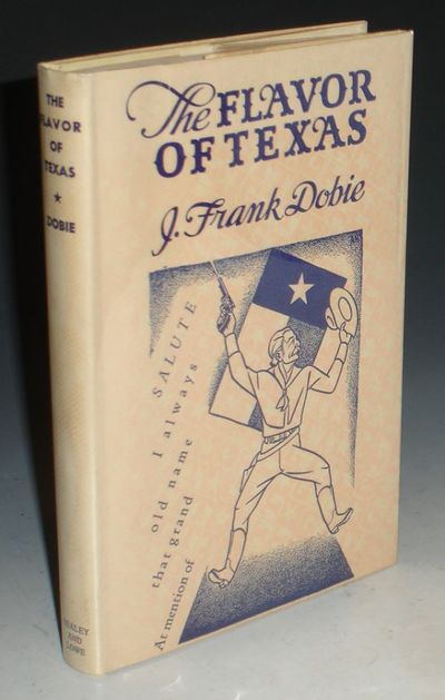 Dallas: Dealey & Lowe, 1936. First Edition. Octavo. The early 2nd state of the First Edition (lackin...