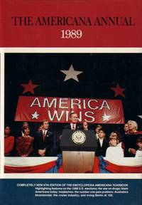 image of Americana Annual 1989 Encyclopedia of the Events of 1988