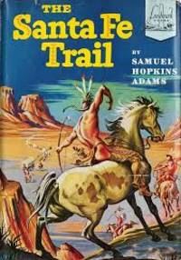 The Santa Fe Trail (Landmark 13)