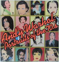 Andy Warhol: Portraits of the 70s. Inscribed.