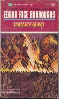 TARZAN'S QUEST (Tarzan #19)