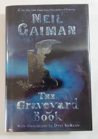 image of The Graveyard Book (Signed)