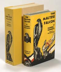 collectible copy of The Maltese Falcon