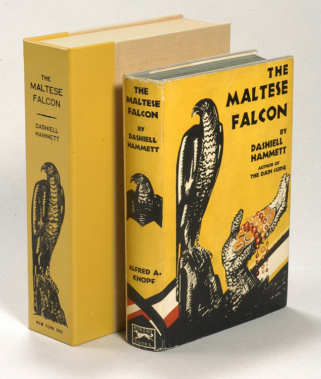 a summary of the novel the maltese falcon by dashiell hammett [dashiell hammett] -- a murder involves sam spade in a dangerous search for a  valuable statue  document type: book, internet resource  add a review and  share your thoughts with other readers  add tags for the maltese falcon.
