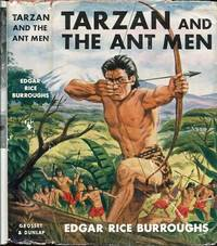 Tarzan and the Ant Men by  Edgar Rice Burroughs - Hardcover - Later Printing - 1924 - from Granny Goose Books and Biblio.co.uk