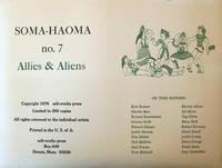Soma-Haoma No. 7 Allies & Aliens